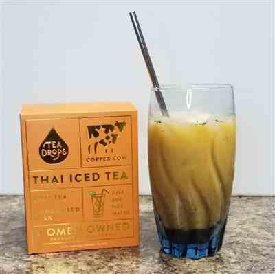Jennifer Boone verified customer review of Thai Iced Tea Kit