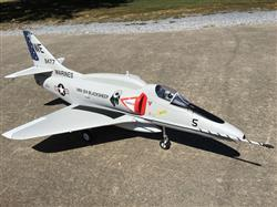 George B. verified customer review of Freewing A-4E/F Skyhawk 80mm EDF Jet - ARF PLUS