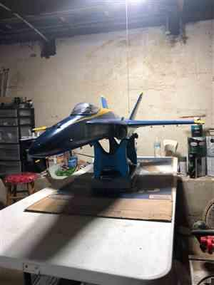 Robert Wells verified customer review of Eagle A3 Super 3 V2 Programmable 6-Axis Airplane Gyro