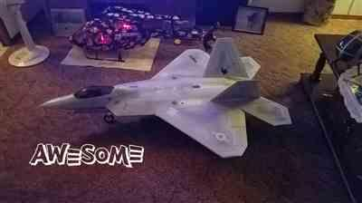 Michael Roach verified customer review of Freewing F-22 Raptor 90mm EDF Jet - PNP