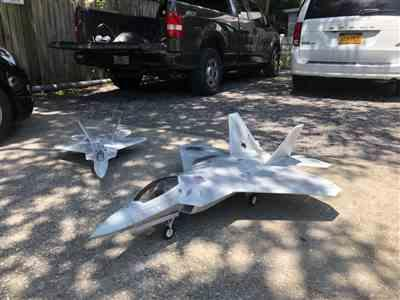 Freddy V. verified customer review of Freewing F-22 Raptor Ultra Performance 8S 90mm EDF Jet - PNP