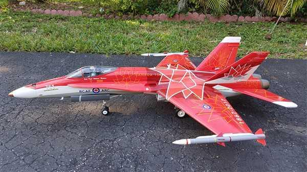 Motion RC Freewing F/A-18C Hornet Base Gray 90mm EDF Jet - PNP Review