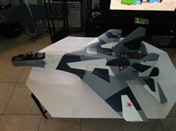 Daniel Cuevas verified customer review of Freewing SU-35 Gray Camo Twin 70mm EDF Thrust Vectoring Jet - PNP