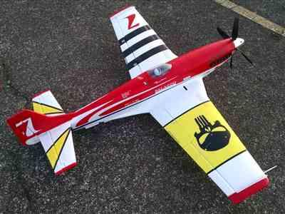 Motion RC RocHobby Strega P-51 High Speed 1070mm (42) Wingspan - PNP Review