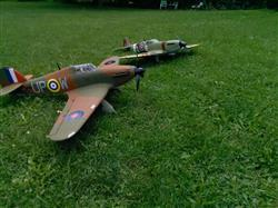 Motion RC Dynam Hawker Hurricane V2 1250mm (49) Wingspan - PNP Review