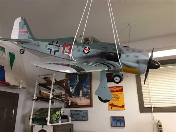 Motion RC FlightLine FW-190 3-Blade Scale Spinner Review