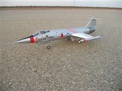 Darryl L. verified customer review of Freewing F-104 Starfighter Silver 90mm EDF Jet - PNP