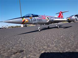 Tony P. verified customer review of Freewing F-104 Starfighter Silver 70mm EDF Jet - ARF PLUS