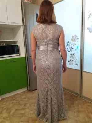 Ever-Pretty US Floor Length Lace Evening Party Dress Review