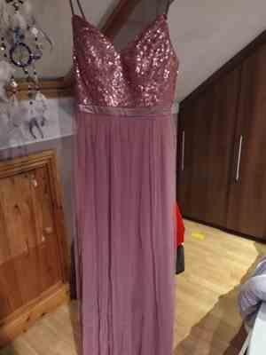 Ever-Pretty US Long Prom Dress with Sequin Bust Review