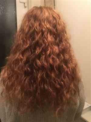 Jo Warren verified customer review of Only Curls Full Size Collection
