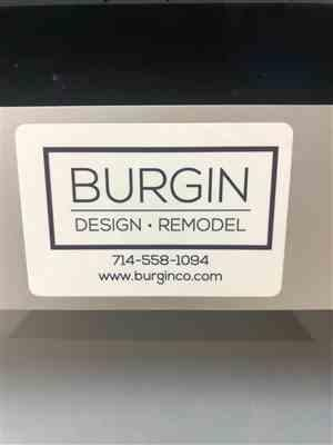 Rhonda Burgin verified customer review of Rectangular Label