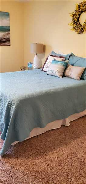 OnlineShopaholic! verified customer review of Aqua Madison Quilt Reversible Collection + Two Free Sham Pillows