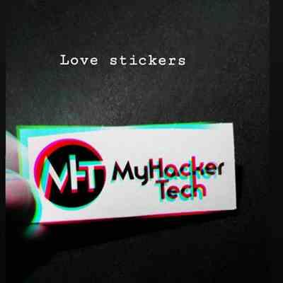 Tessa I. verified customer review of MyHackerTech - Bubble-free stickers