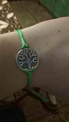 Cassian verified customer review of Tree Of Life Charm Band: Plant a tree with every bracelet
