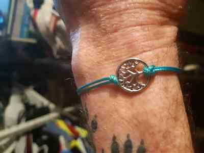 Todd Voss verified customer review of Tree Of Life Charm Band: Plant a tree with every bracelet