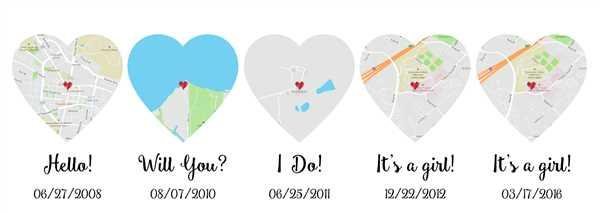 Mark Myers verified customer review of 4 Heart Hello - Will You - I Do Map Canvas Print