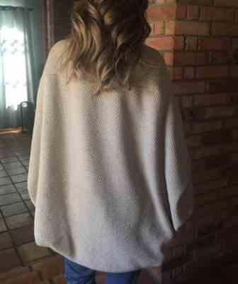 Dianna verified customer review of Bat Long Sleeve Casual Knitted Cardigan
