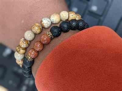 Yolanda Walthour verified customer review of 7 Chakra Diffuser Bracelet