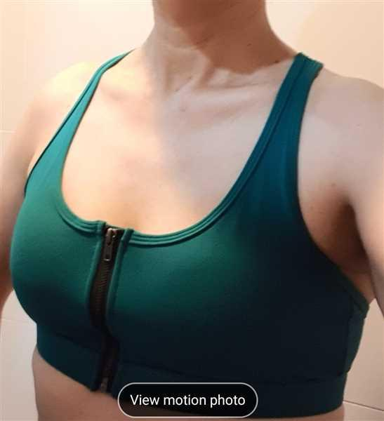 Gymwearmovement Sublime Bra Review