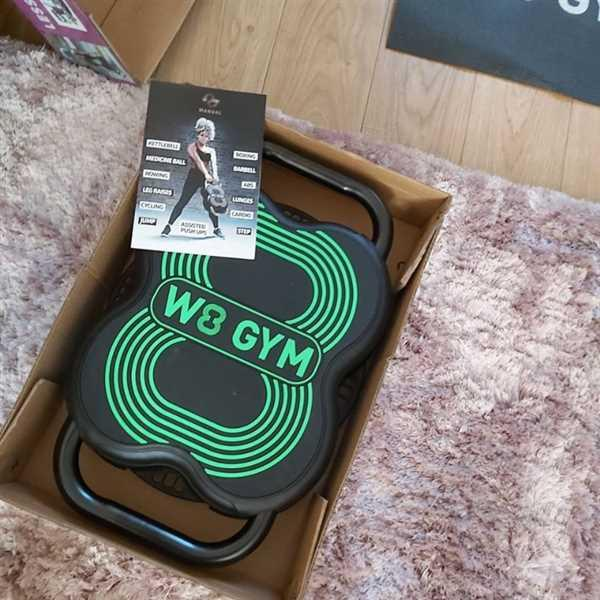 W8 GYM W8 GYM Dynamic Green Review