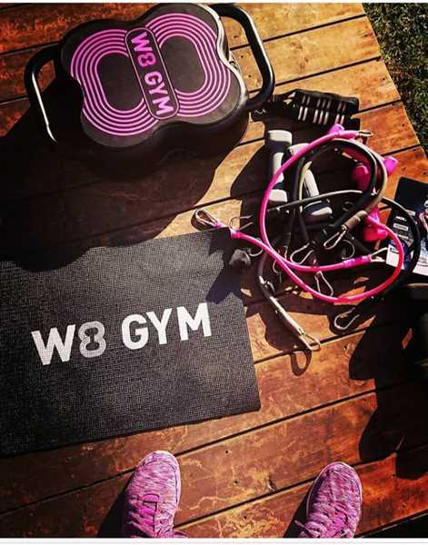 W8 GYM W8 GYM Hot Pink - FREE UK Shipping Review