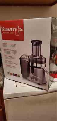Ivy F. verified customer review of Centrifugal Juicer <br> NJ Series