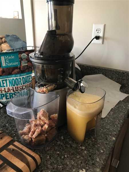 Ann DeVries verified customer review of Whole Slow Juicer <BR>C7000 Series