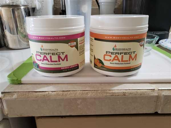 Mary Carino verified customer review of Perfect CALM