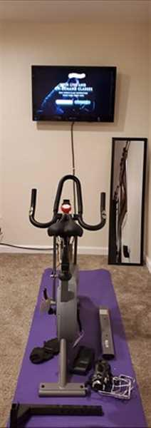 Willie Johnson verified customer review of Synergy Magnetic Indoor Cycling Bike