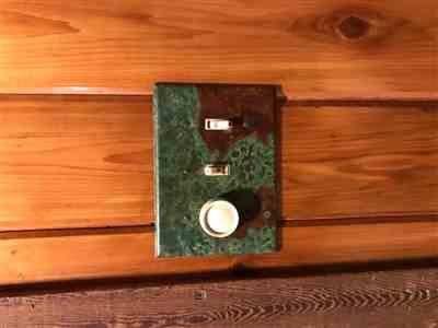 Angela Dupuis verified customer review of Verde Copper - 3 Toggle Wallplate