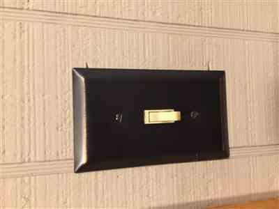 Sarah N. verified customer review of Century Aged Bronze Steel - 1 Toggle Wallplate
