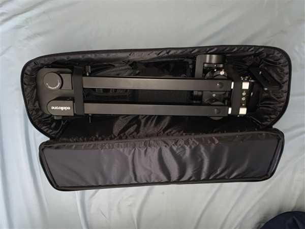 Luis Rodriguez verified customer review of Soft Case for JibONE