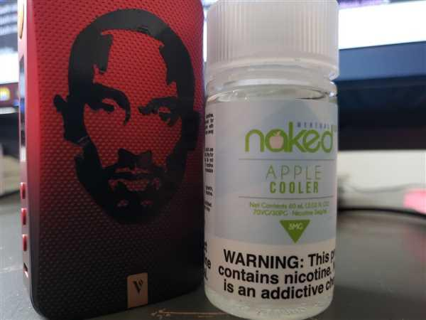 Vape Society Supply Melon by Naked 100 Menthol 60ml Review