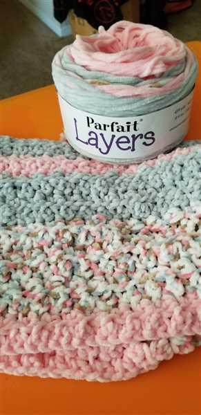 Candi Bunch verified customer review of Premier® Parfait Layers™ Yarn