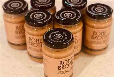 Camilla Rost verified customer review of Bone Broth Concentrate - Natural Beef Bone Broth