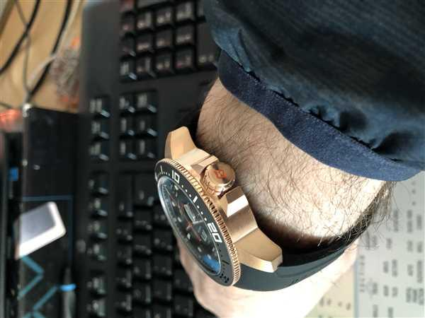 Raffaele Moscatiello verified customer review of LIV Diver's 41mm Classic Black