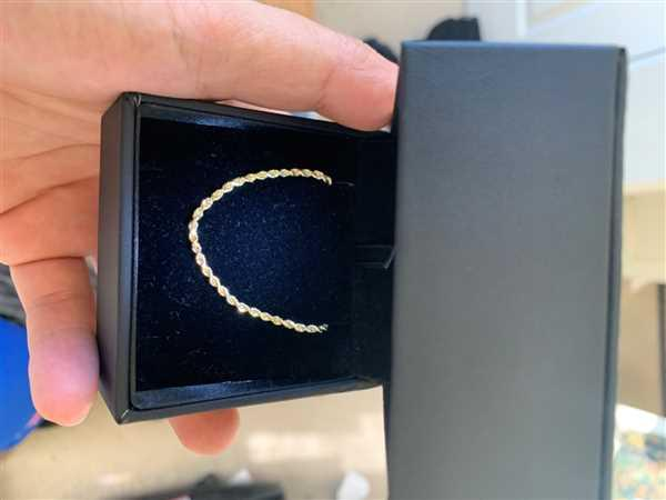 IF & Co. Gold Rope Chain (2.0mm) Review