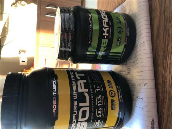 KAGED MUSCLE MICROPURE WPI Sample Pack Review