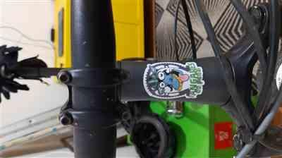 Matheus C. verified customer review of Sticker corte contorno especial