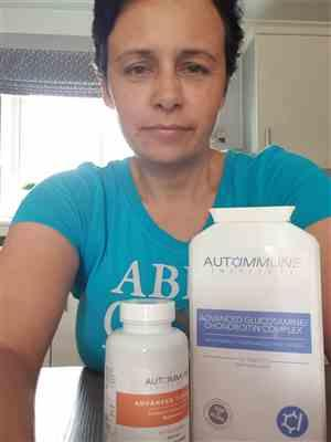 S Pugh verified customer review of Advanced Glucosamine / Chondroitin Complex