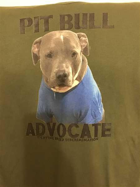 Pit Bull Gear PIT BULL ADVOCATE - YOUR DOG - UNISEX TEE Review