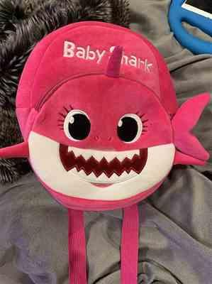 Susan M. verified customer review of Baby Shark Backpack