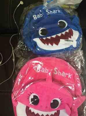 Brody C verified customer review of Baby Shark Backpack