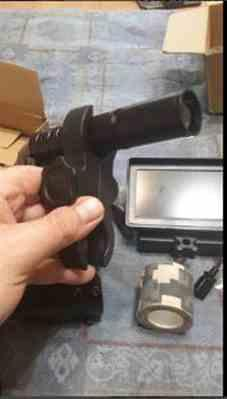 Jonathan Neal verified customer review of Digital Night Vision Scope