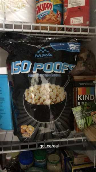 MPA Supps Iso Poofs™ (29 Servings) Review
