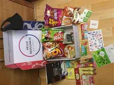 Max T. verified customer review of <b>Signature SeoulBox | the Ultimate Korean Snack Box</b>