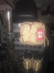 Anonymous verified customer review of Blackhawk® STRIKE Large Utility Pouch