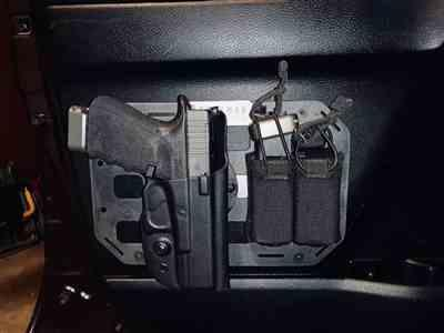 Josh Phillips verified customer review of RMP Backer Plate [G-Code RTI Holster Integration] Pair