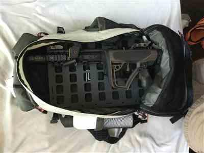 anonymous verified customer review of Rigid MOLLE Panel (RMP) - 10.75in x 17in